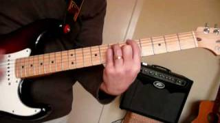 Like A Rolling Stone - my arrangement in E major with alternative c...