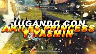 JUGANDO CON PRINCESSX AKILES Y YASMINYT/PURO CDG🇲🇽