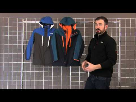 b86875ccd The North Face Boys Vortex Triclimate Jacket 2014-2015 - YouTube