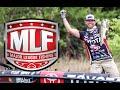 Iaconelli's Bass in Smith Lake MLF Fishing Tournament