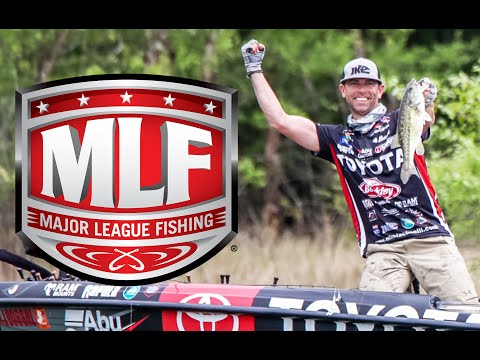 Iaconelli's Bass In Smith Lake MLF Fishing Tournament