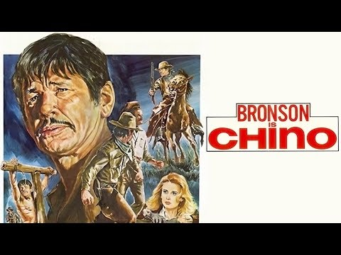 Chino - (1973 Film with Charles Bronson) Official Trailer