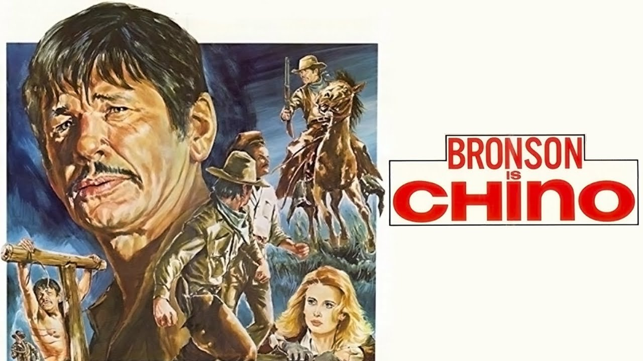 Chino - (1973 Film with Charles Bronson) Official Trailer | Horse Movies | Cowboys & Action!