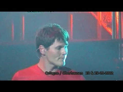 a-ha live - Time and Again (HD) - Cologne/Oberhausen - 23&25-09 2002