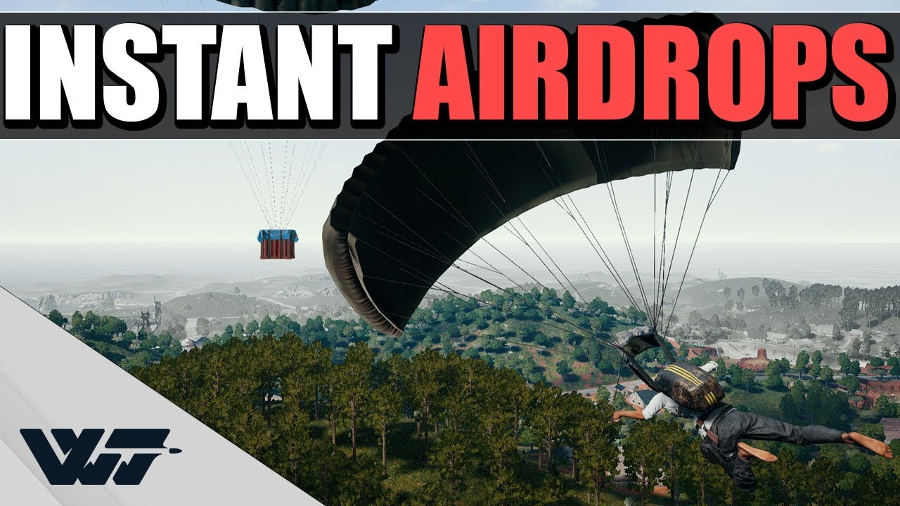Easiest Way To Obtain An Airdrop: GUIDE: How To Get EASY AIRDROPS