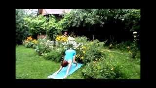 Сурья Намаскар в йоге для похудения