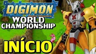 Digimon World Championship (Nintendo DS) - O Início Cruel?