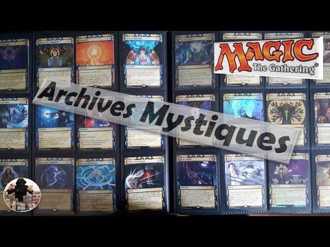 Download Toutes les cartes Archive Mystique de l'édition Strixhaven Magic The Gathering