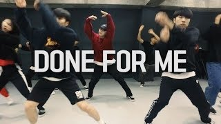 Charlie Puth - Done For Me | SINI Choreography Class