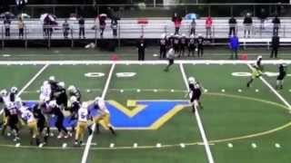 Micah Jones -Football Receiver/LB Class of 2018
