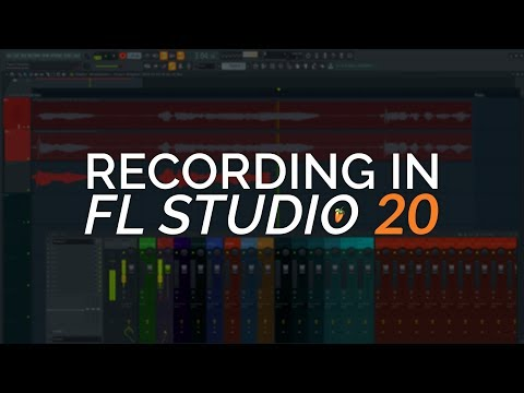how-to-record-in-fl-studio-20