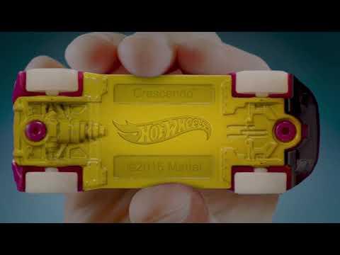 """видео: Mattel Hot Wheels GBF97 Хот Вилс Сити Игровой набор """"Разгневанный трицератопс"""""""