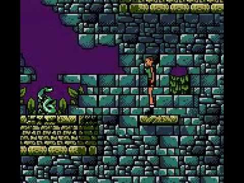 Tomb Raider (GBC) First Level Part 1 - YouTube