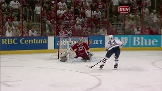 Pronger: Scores First Penalty Shot Goal in Finals History (2006)