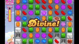 Candy Crush Saga Level 888 - No Boosters