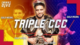 Is Henry Cejudo The Combat Sports GOAT?