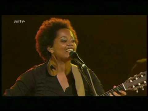 Sara Tavares - Bom Feeling - Africa Festival Würzburg 2012