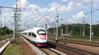 Скоростной поезд