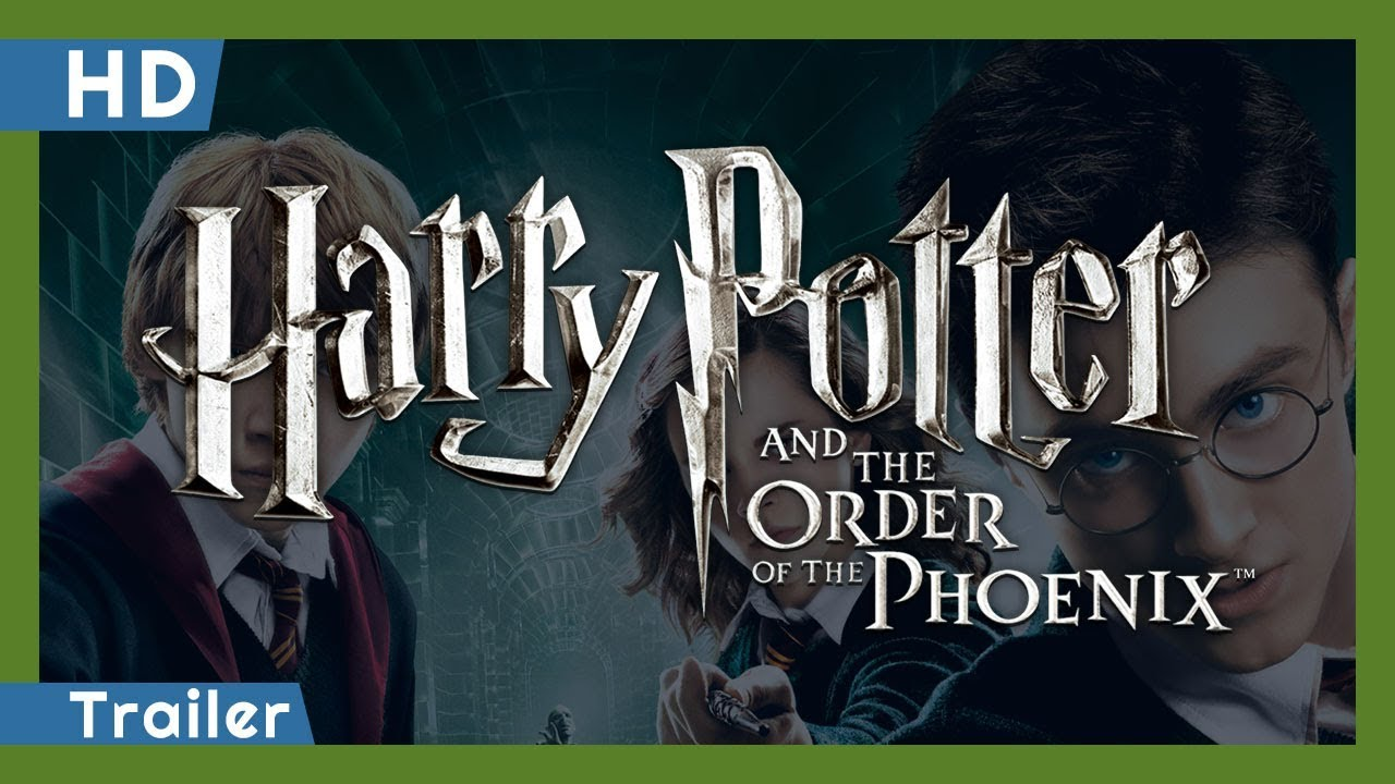 Harry Potter and the Order of the Phoenix (2007) Trailer