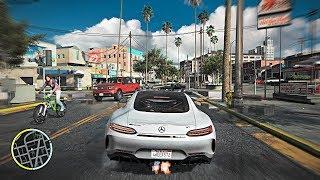 ✪ GTA 6 Ultra Graphics 4k 60FPS on a $10,000 Custom Gaming PC! GTA 5 Redux Realistic Graphics Mod!
