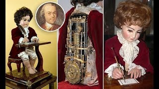 The worlds first computer Mechanical Boy Built 240 years ago