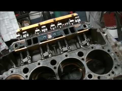 Sprint car engine autopsy re-edit.