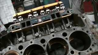 Sprint car engine autopsy re-edit.
