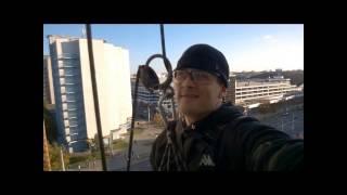 Немного  Промышленный Альпинизм / Industrial alpinism(, 2014-10-01T21:59:41.000Z)