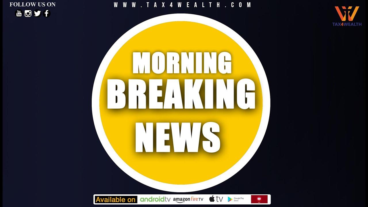 Market Update: Sensex hit Circuit, 75 districts lockdown in Hindi (23-03-2020)