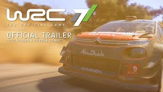 WRC 7 - Trailer Gameplay Ufficiale - Epic Stages & Citroën C3 WRC