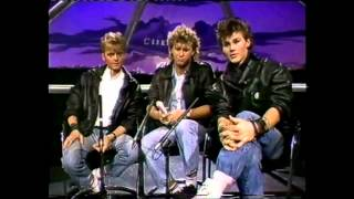Countdown (Australia)- A-ha Guest Host Countdown- October 20, 1985- Part 4