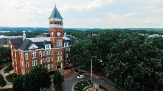 Clemson University | DJI Phantom 3 Professional