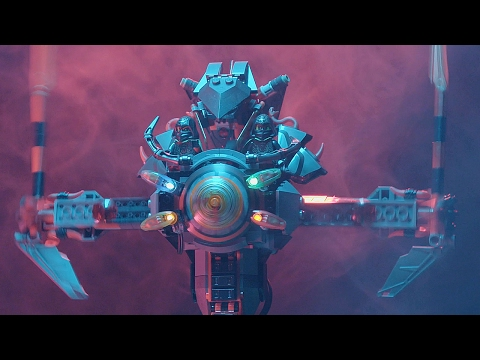Snake Mech Attacks - LEGO - Beyond the Instructions – Ep 12