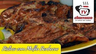 Miniatura de Video Receita Bisteca Com Molho Barbecue Na Churrasqueira 05:34 Receitas BR