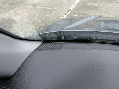 Honda CRV Speaker Removal - Front Dash