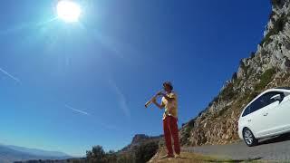 Spiritual Saxman Kazunosuke  In Spain  @Torcal de Antequera vol 2