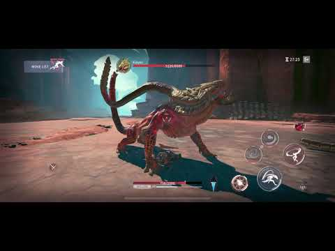 Yeager New Monster Hunter Mobile Dual Blades Gameplay