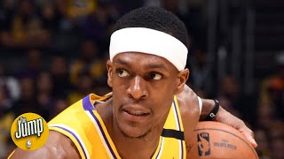 Did Rajon Rondo just prove the Lakers don't need another piece? | The Jump