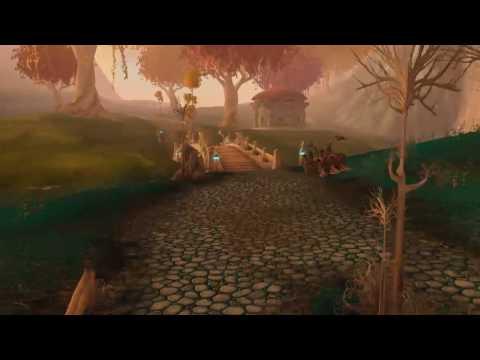 World of Warcraft - Blood Elf intro