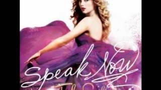 Speak Now (chipmunk version)