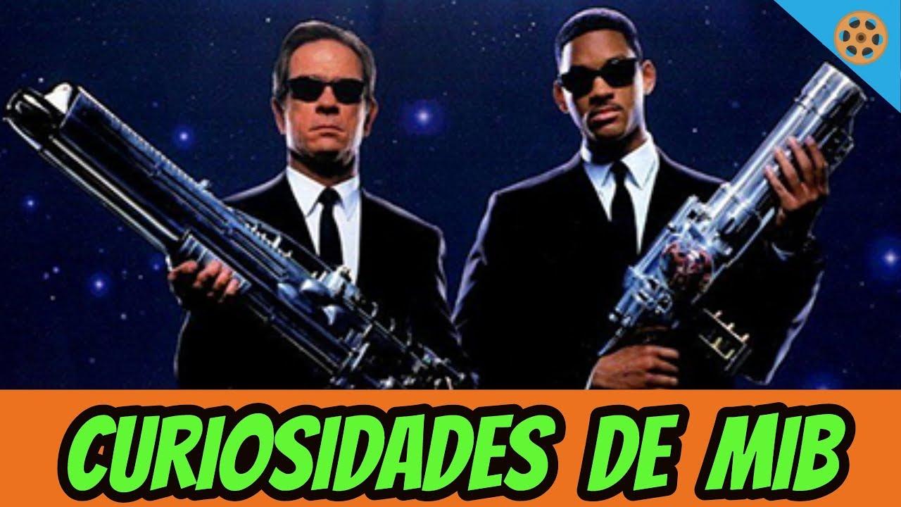 Curiosidades do filme MIB: Homens de Preto ( Mundo Extraordinário! )