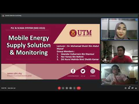 Mobile Energy Supply Solution & Monitoring: Energy Monitoring NodeMCU with Relay