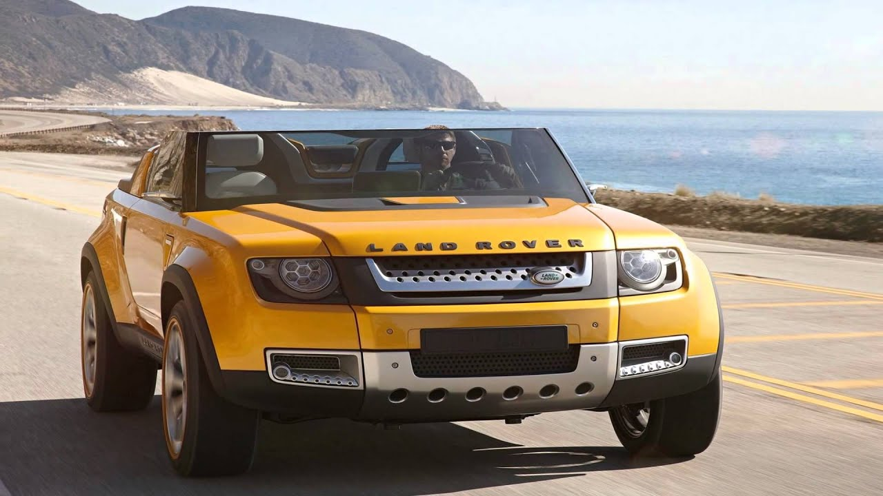 2018 Land Rover Defender Car Reviews Specs And Prices Youtube