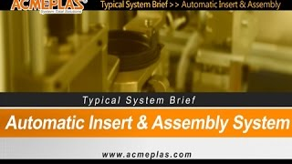 Gambar cover Automation System - Assembly Automation - ACMEPLAS
