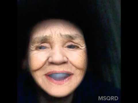 Mad or naw grandma