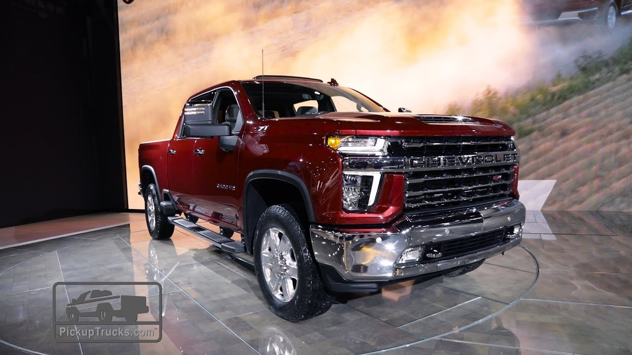 2020 Chevrolet Silverado 2500 3500 First Look Pickuptrucks Com