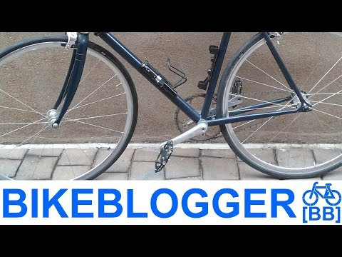 I Forgot To Lock My Bike! Commuting Vlog BikeBlogger
