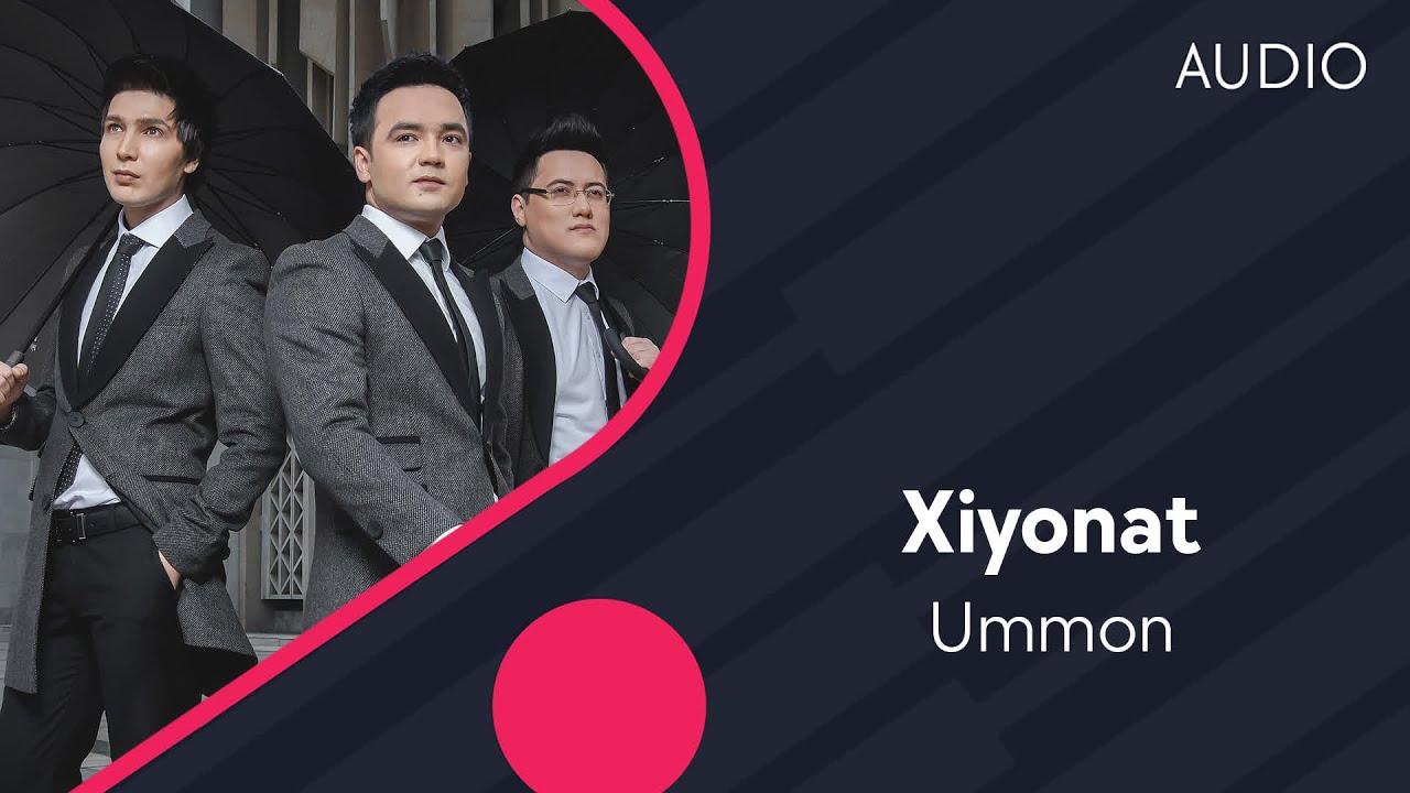 Ummon - Xiyonat | Уммон - Хиёнат (music version) #UydaQoling