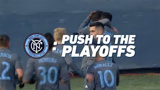 #SoccerDay | Push to the Playoffs