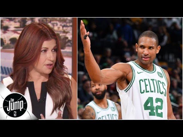 'All hail Al Horford,' the Celtics' unsung hero - Rachel Nichols | The Jump